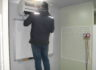 벽걸이 설치